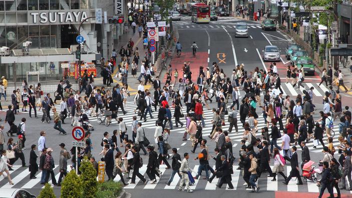 Une campagne japonaise contre les talons hauts se répand sur la Toile