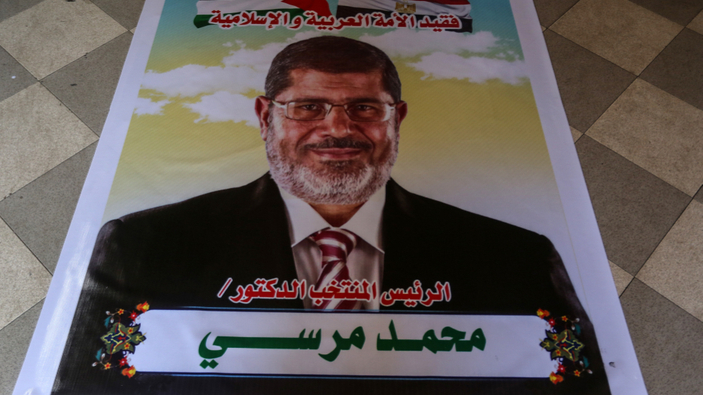 Mort de l'ex-président égyptien Mohamed Morsi