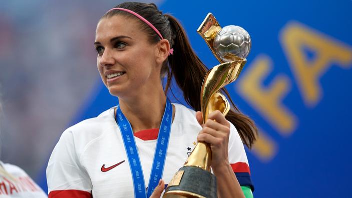 USA besiegen die Niederlande und gewinnen Fußballweltmeisterschaft der Frauen