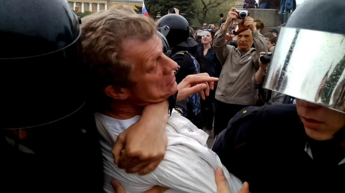 Le autorità russe avviano un'inchiesta in seguito alle proteste avvenute a Mosca