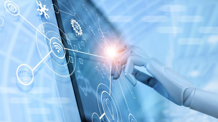 Erste Patentanmeldung für Erfindungen durch künstliche Intelligenz