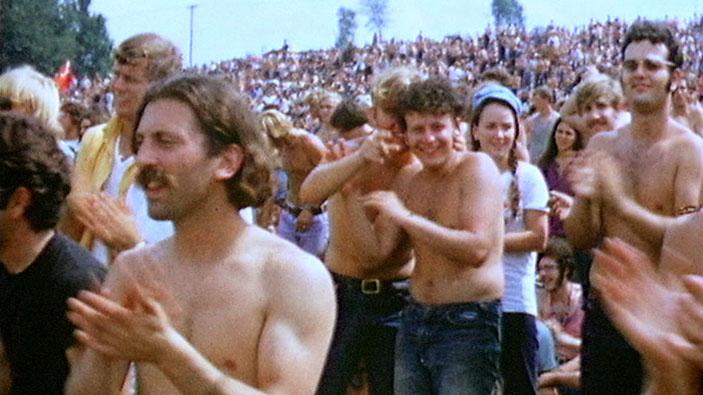 Le 50<sup>ème</sup> anniversaire de Woodstock célébré dans la discrétion