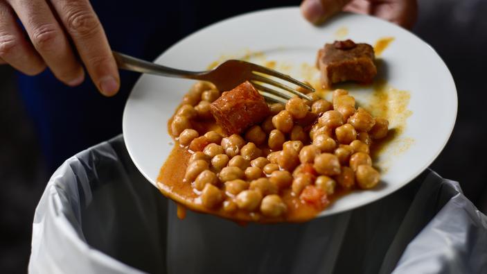 España aumenta el despilfarro de alimentos