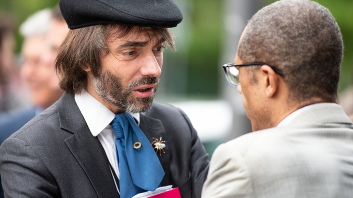 Cédric Villani, candidat à la Mairie de Paris