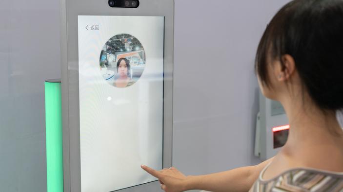 El pago mediante reconocimiento facial se abre paso en China