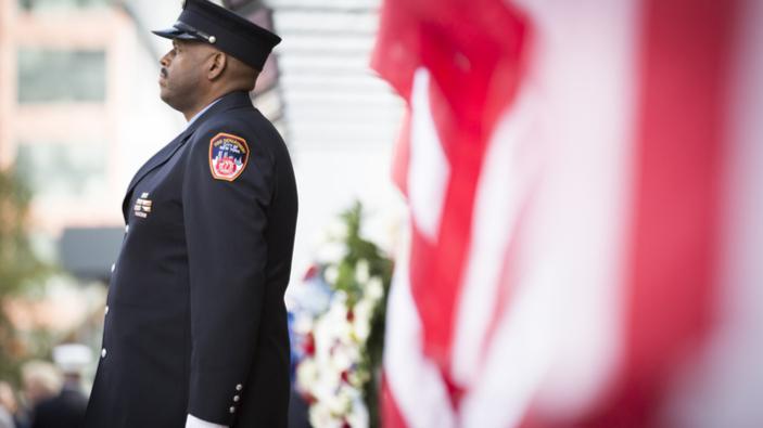 Les États-Unis commémorent le 18<sup>ème</sup> anniversaire des attentats du 11 septembre