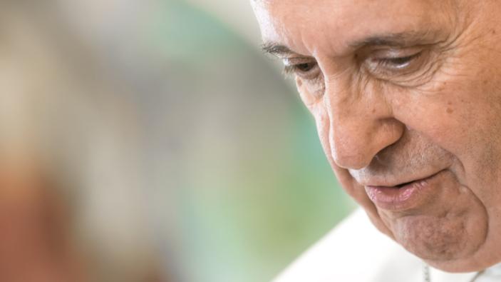 Le pape François dit qu'il n'a pas peur d'un schisme au sein de l'Église catholique