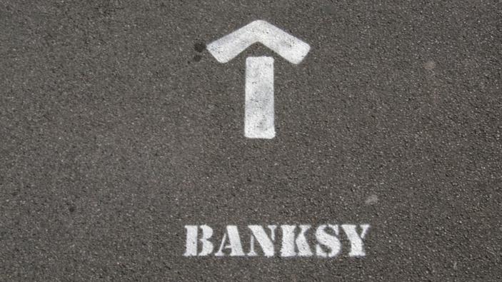 Furto di un'opera di Banksy a Parigi