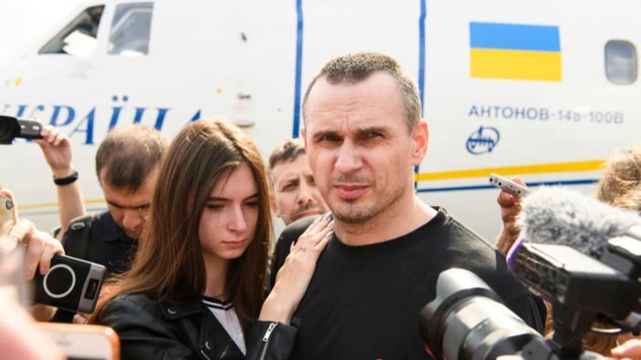 Timide rapprochement entre l'Ukraine et la Russie