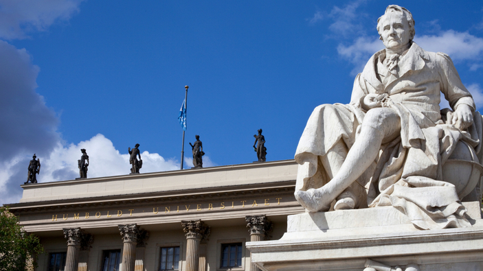 Alemania recuerda la figura de Alexander von Humboldt en el 250º aniversario de su nacimiento