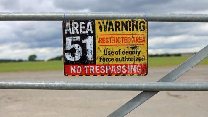 Ansturm auf Area 51