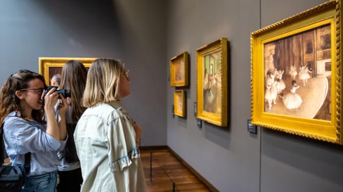 Degas à Orsay