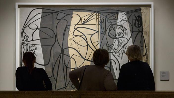 Picasso s'expose et s'impose