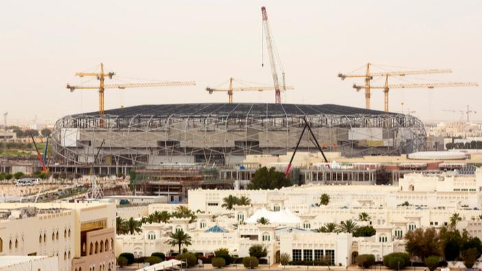Coupe du monde de football 2022 : au Qatar ?