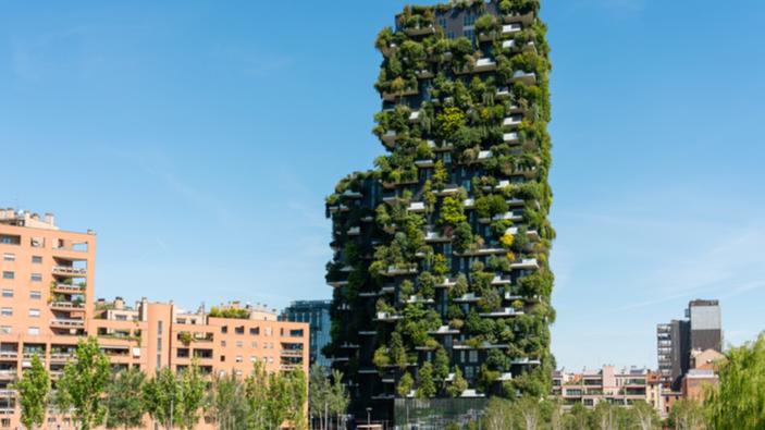 Il Bosco Verticale di Milano è uno dei grattacieli più belli del Pianeta