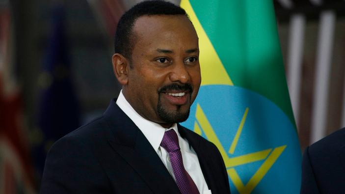 L'Éthiopien Abiy Ahmed reçoit le prix Nobel de la paix