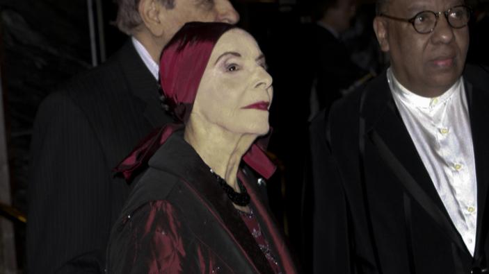 Fallece la bailarina cubana Alicia Alonso