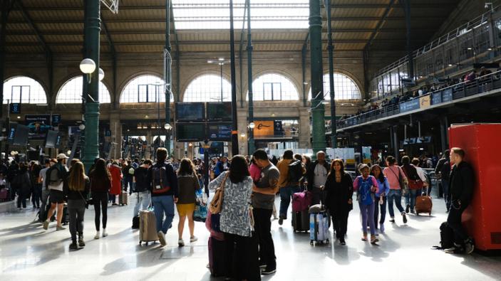 À la SNCF, une grève qui ne dit pas son nom ?