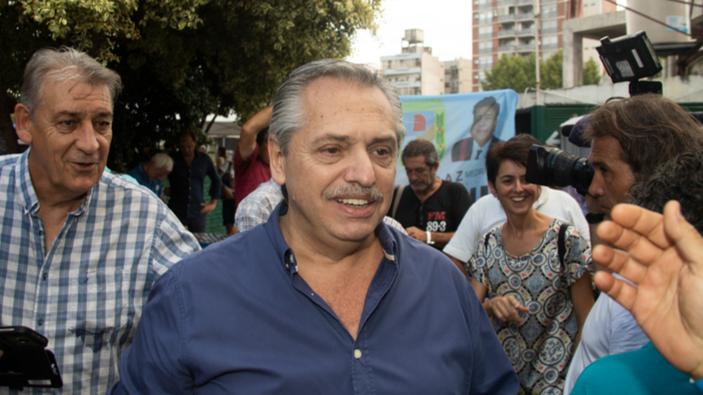 Alberto Fernández è il nuovo presidente dell'Argentina