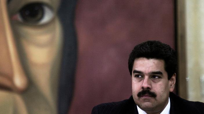 El presidente de Venezuela adelanta las fiestas navideñas