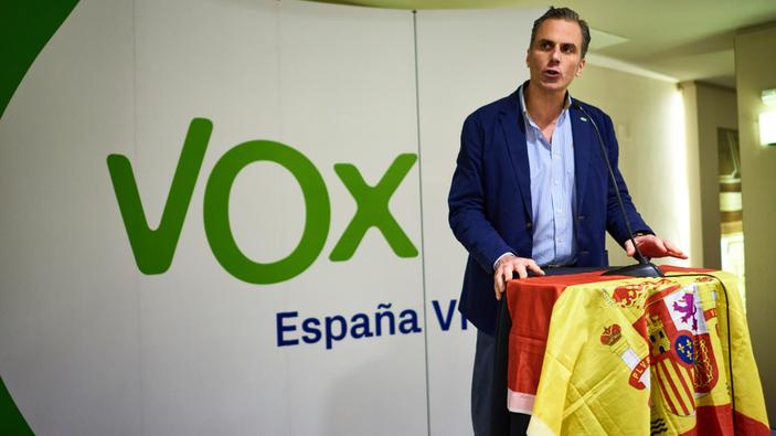 La ultraderecha avanza en España