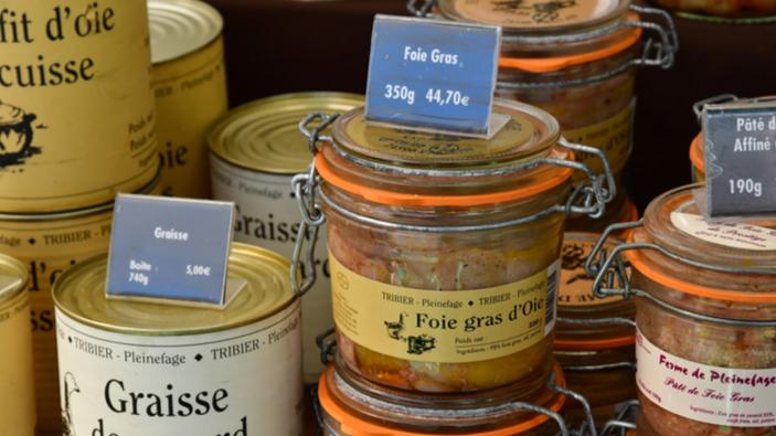 Le foie gras, un mets français controversé