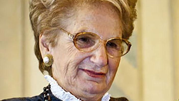 Una superviviente del Holocausto, bajo protección policial en Italia