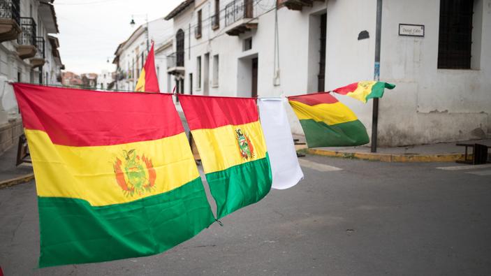 Crisis en Bolivia tras la renuncia de Evo Morales