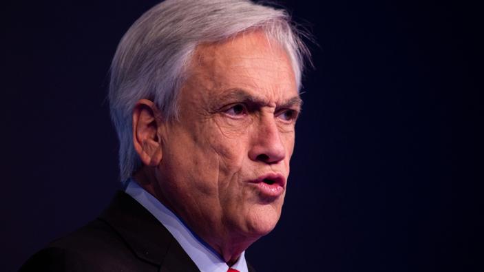 Piñera anuncia que habrá referéndum en Chile