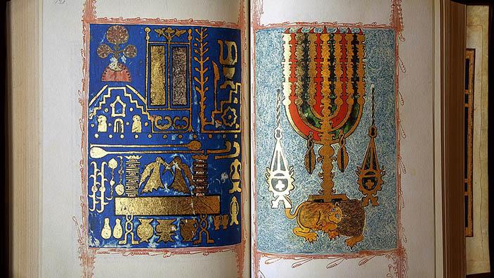 Tras 500 años fuera de España, la <i>Biblia Kennicott</i>, una de las biblias hebreas más exquisitas del mundo, regresa a Galicia