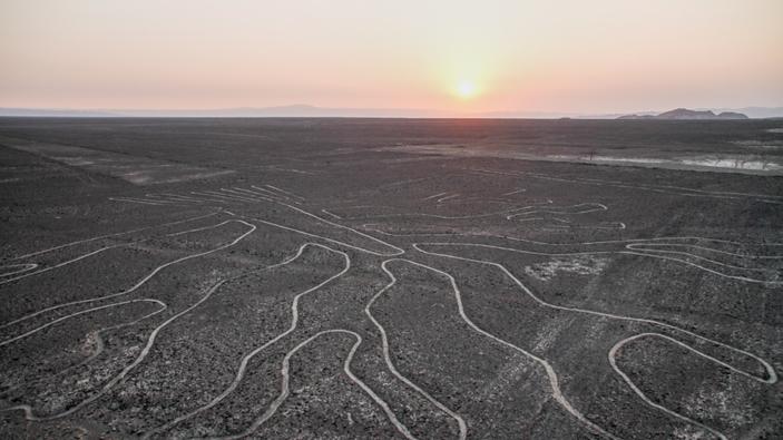Descubiertos en Nazca 143 nuevos geoglifos