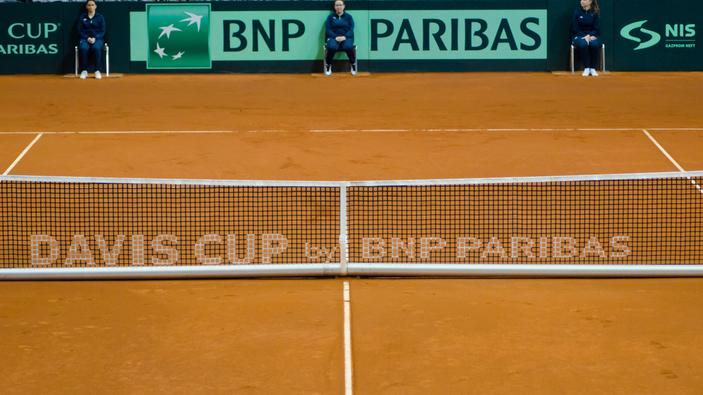 España se alza con el trofeo de la Copa Davis