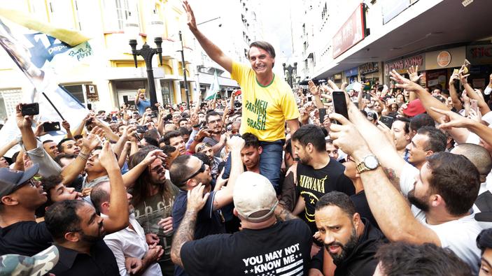Bolsonaro crea su propio partido político