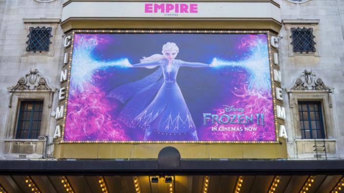 Frozen, la Reine des Neiges est la star de Noël