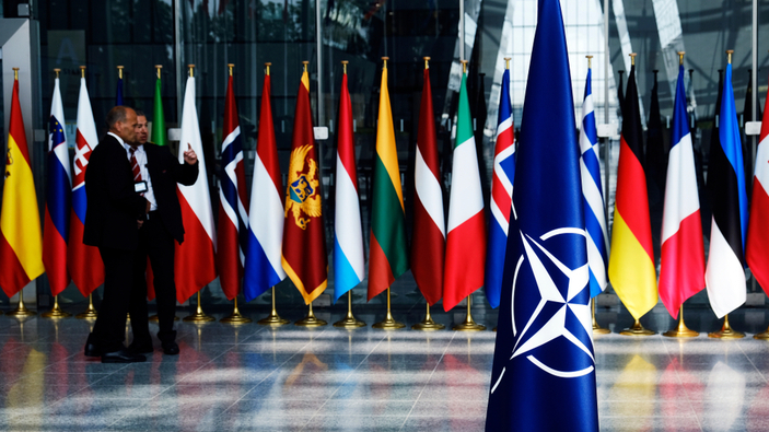 I leader del mondo si incontrano per celebrare il 70<sup>esimo</sup> anniversario della NATO