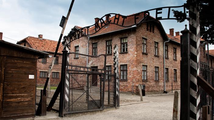 Merkel à Auschwitz-Birkenau : historique