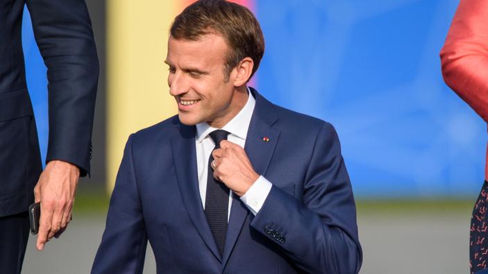 Sommet de l'OTAN : Un mini succès pour Macron