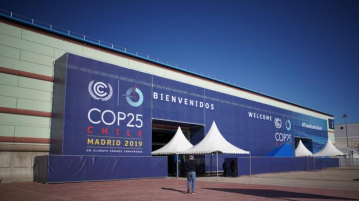 Madrid acoge la Conferencia de la ONU sobre el Cambio Climático