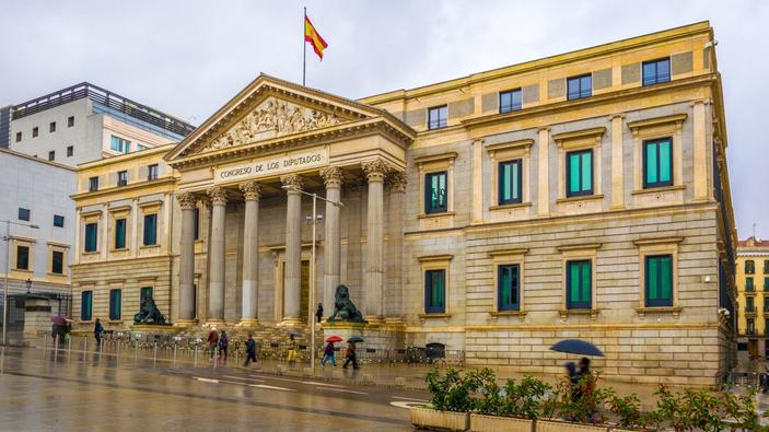 Continúa la parálisis gubernamental en España