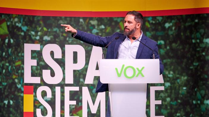 Se inicia la guerra entre los partidos de la derecha española