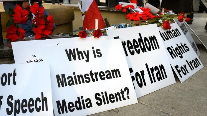 Sangre y furia en las ciudades de Irán