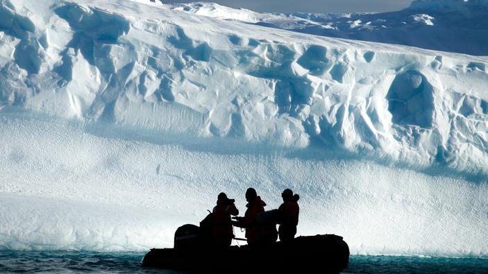 Ricercatori scoprono che una permanenza prolungata in Antartide provoca il restringimento di alcune aree del cervello