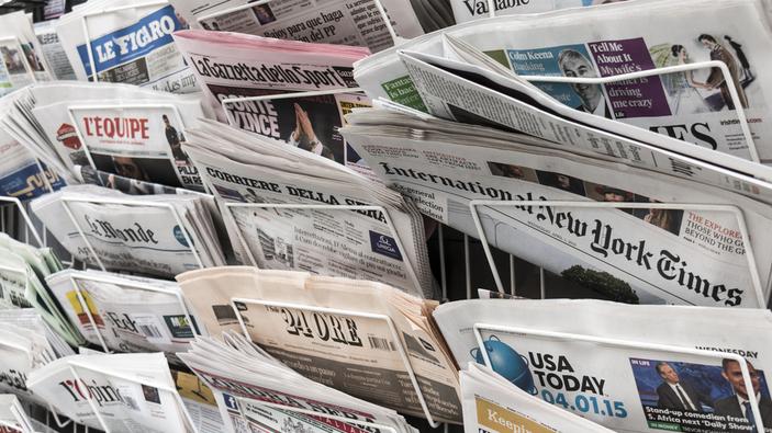 Création d'un conseil déontologique journalistique