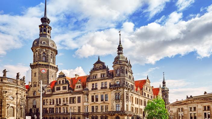 Kunstraub in Dresden