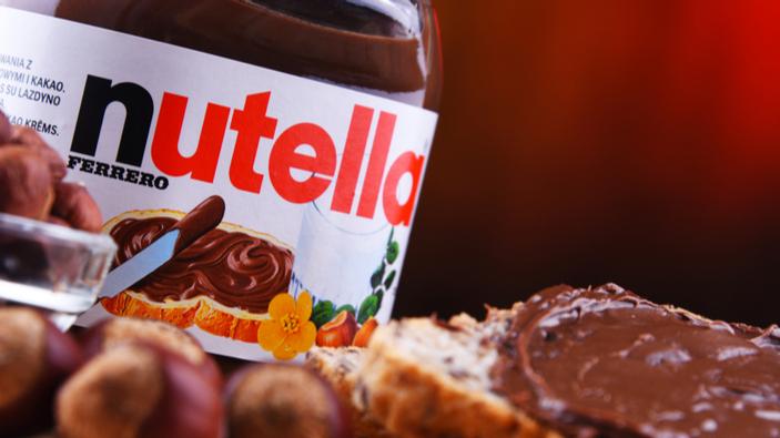 In Italia scatta la mania per i biscotti alla nutella