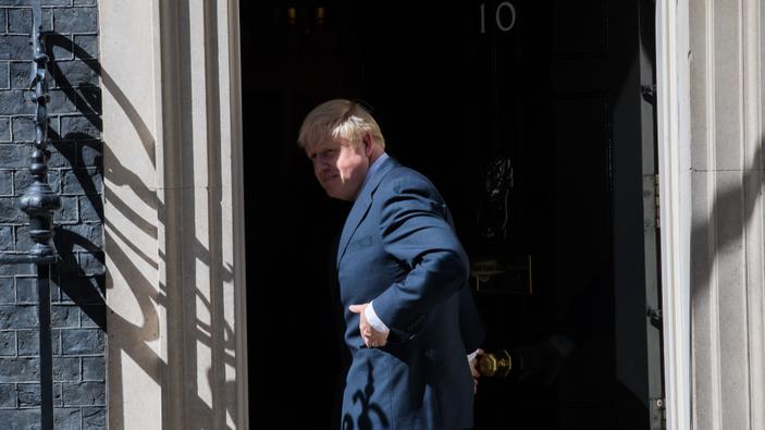 Boris Johnson logra una aplastante victoria en las elecciones británicas