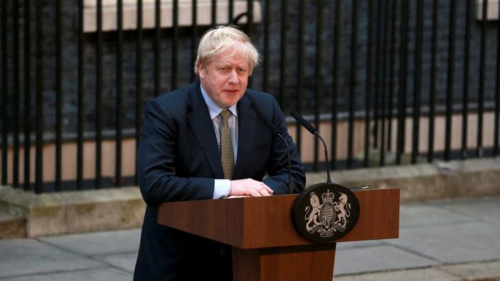 Aplastante victoria conservadora en las elecciones de Reino Unido