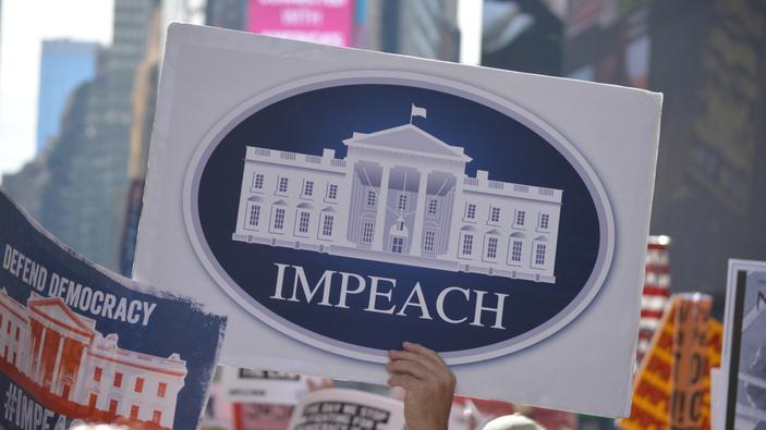 Destitución <i>light</i> contra el presidente de Estados Unidos