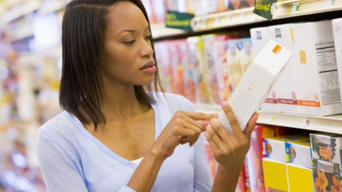 Des chercheurs britanniques croient à l'efficacité d'un étiquetage indiquant l'exercice physique équivalant aux calories du produit