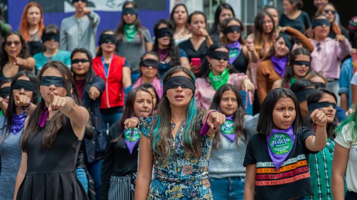 Un himno feminista para América Latina